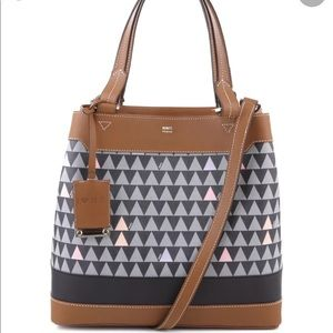 Schutz Emma Triangle Handbag